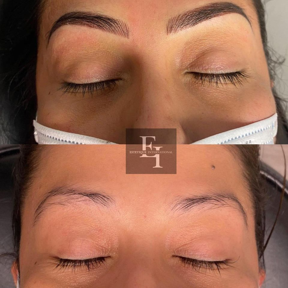 Ombre Brow Treatment in Pittsburgh PA